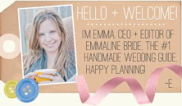 Featured in No1 Wedding Blog Emmaline Bride