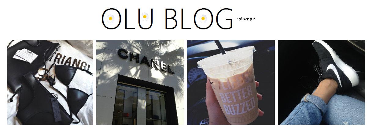 Olu - Blog