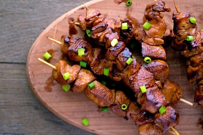 Beer-Flavored Chicken Teriyaki