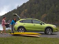 Japanese car photos 2014 Subaru XV Crosstrek Hybrid - 4