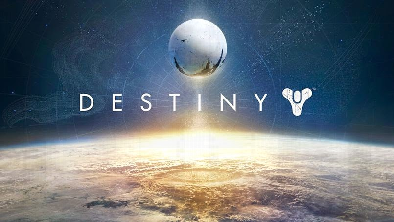 Destiny sur PS3, PS4, XBOX 360, XBOX One.