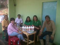Kunjungan ke Project Organik tgl 23 Oktober 2012