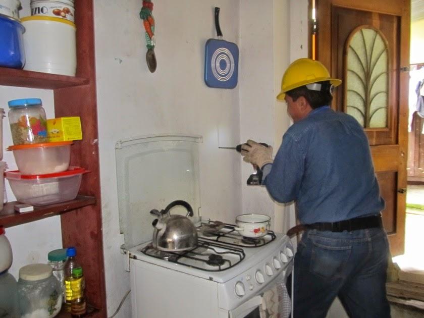 Peri dico digital la voz de milagro cnel realiza instalaci n para cocinas de inducci n - Cocina de induccion ...