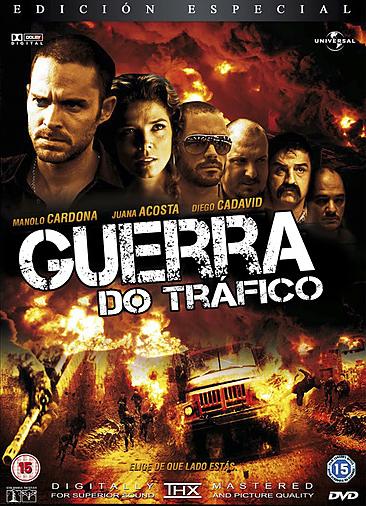 Guerra do Tráfico – Dublado (2011)