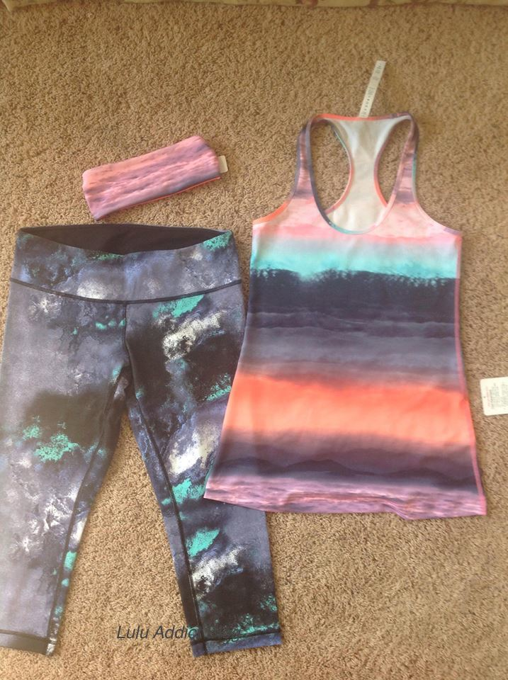 Lululemon Addict The Latest In The Stores
