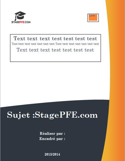 Exemple de rapport de stage a telecharger gratuitement - Telecharger le pack office gratuitement ...