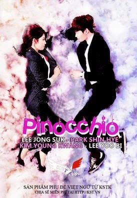 Cặp Đôi Trái Ngược - Pinocchio