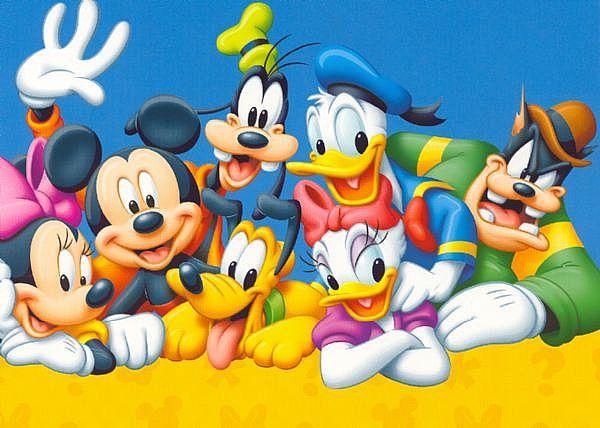 wallpaper kartun lucu. Gambar Gambar Kartun Disney