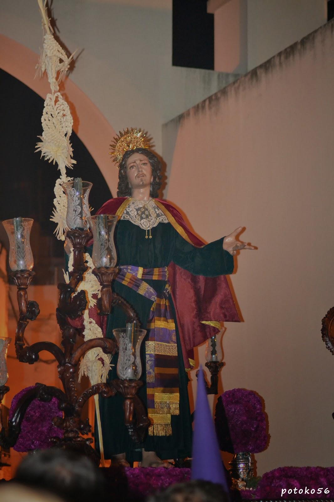 Semana Santa Rota San Juan Evangelista