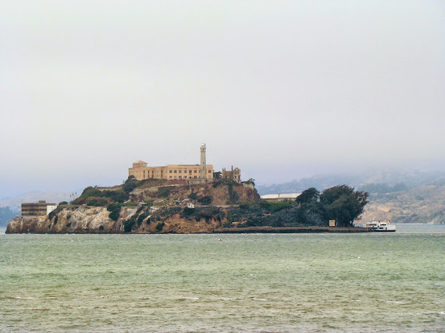 Alcatraz - San Fransisco - California - USA