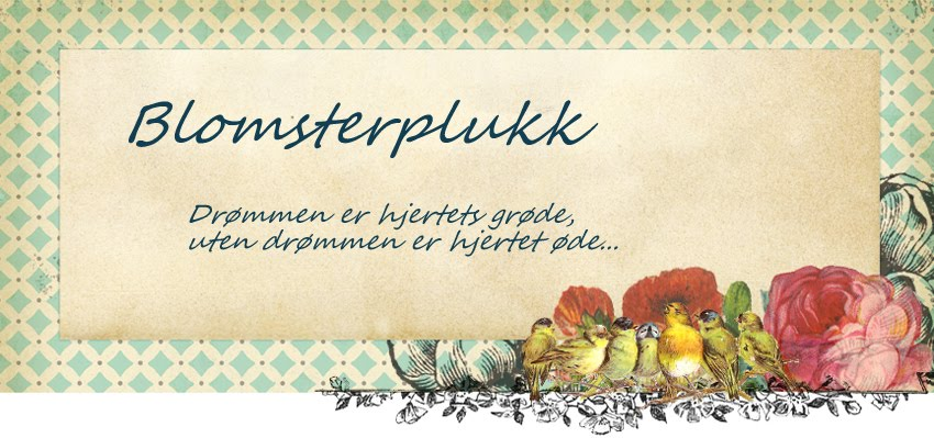 Blomsterplukk