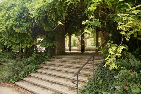 Historim ile st germain les jardins clos for Le jardin clos