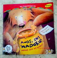 Buku Anak - Awas, Ini Maduku!