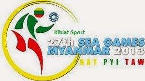 Jadwal Lengkap Sepakbola SEA Games 2013 Myanmar