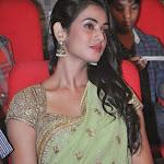 Sonal Chauhan hot saree stills