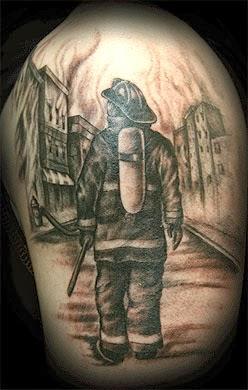 Tatuagens de Bombeiros
