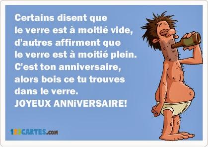 Joyeux anniversaire texte joyeux anniversaire drole - Texte anniversaire 60 ans homme humoristique ...