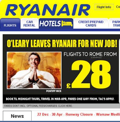 Ryanair-papa