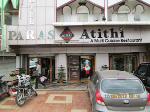 """Atithi Hotel"" in Jabalpu."