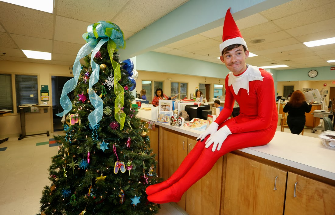 med school watercooler human elf on the shelf visits usa