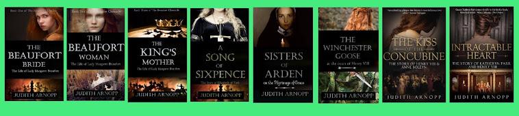 Judith Arnopp Books