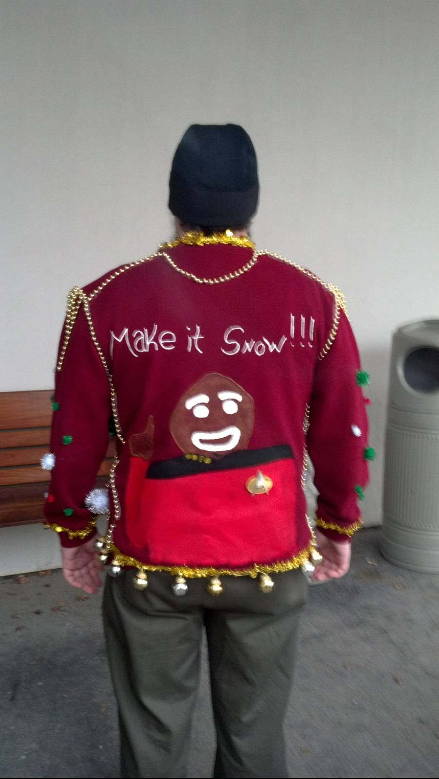 Men Christmas Sweater
