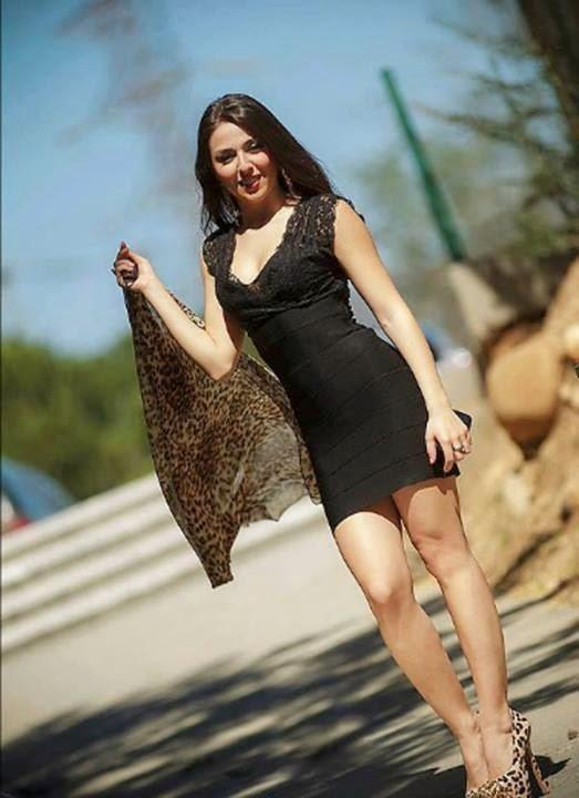 Iranian models Hanane shahshahani