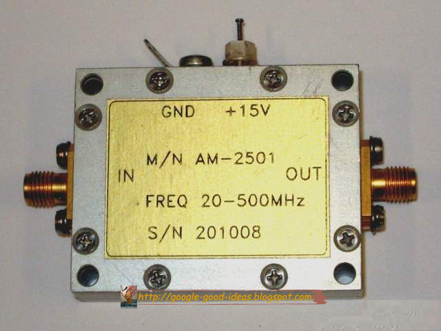 Am2501 Logic Counter