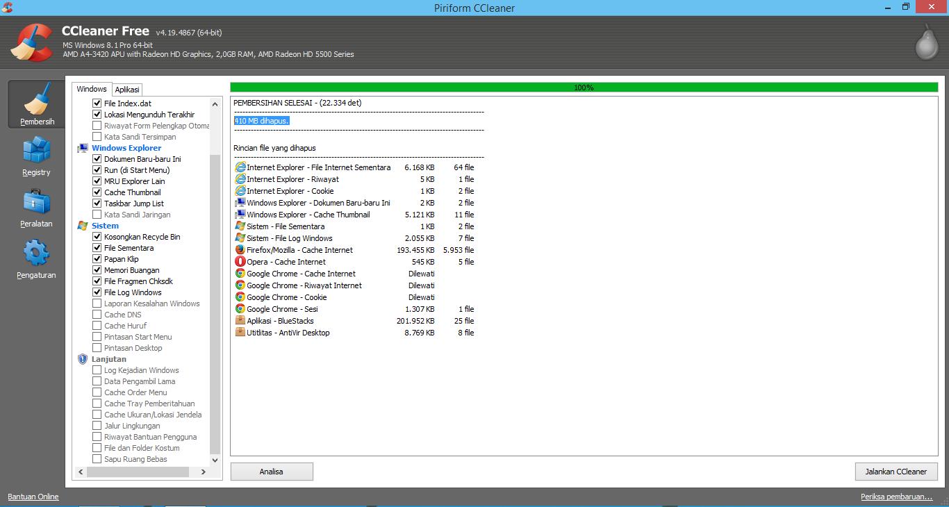 free download ccleaner for windows 7 32 bit terbaru