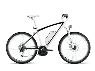 BMW Pedelec E-bike
