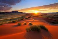 Zimbabwe sunset Africa