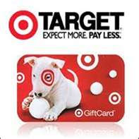 $50 Target FLASH GIVEAWAY! Ends at midnight est tonight!!!