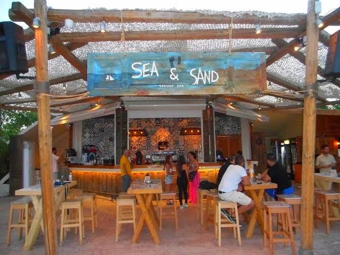SEA & SAND ΣΤΑ ΙΣΘΜΙΑ
