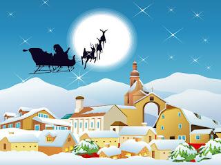La leggenda di Babbo Natale e le origini delle festività natalizie narrate dai sotterranei della basilica S Nicola in Carcere - visita guidata x bambini - Sabato 20 dicembre, h 15.30