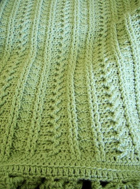 Aldi Knitting Pattern Baby Blanket : Crochet & Knitting Stitch: Decken UFOs