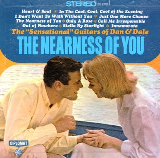 "The ""Sensational\"" Guitars of Dan & Dale - The Nearness of You"