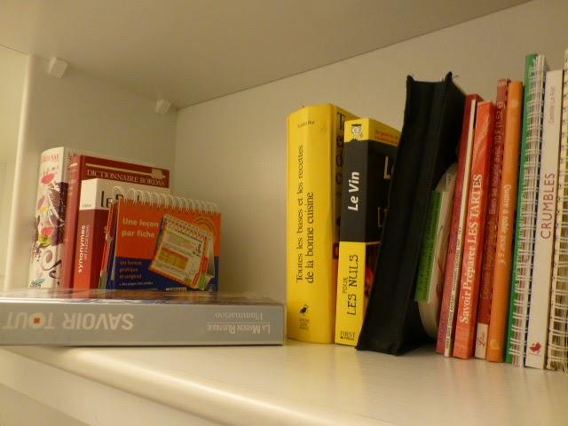 carolinelamalouine ranger les livres et beaucoup plus. Black Bedroom Furniture Sets. Home Design Ideas