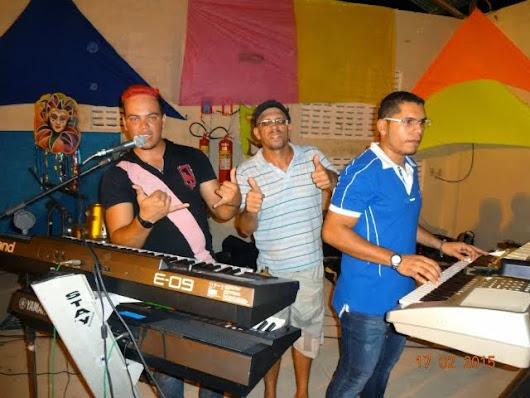 Carnaval da Barragem em Senador Georgino Avelino/RN