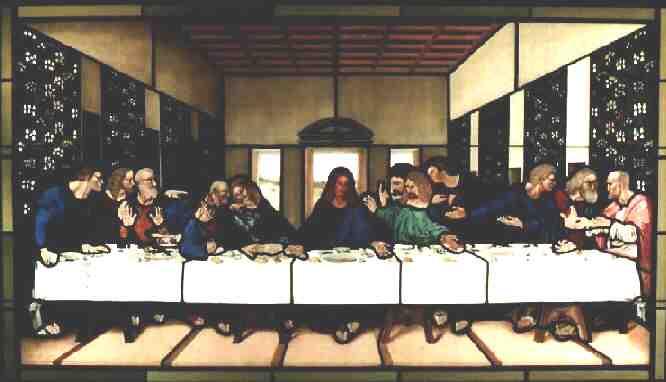 最後の晩餐 (レオナルド)の画像 p1_17