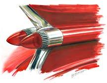 1959 Caddy Fin