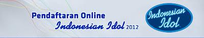 Pendaftaran Indonesian Idol 2012 Online