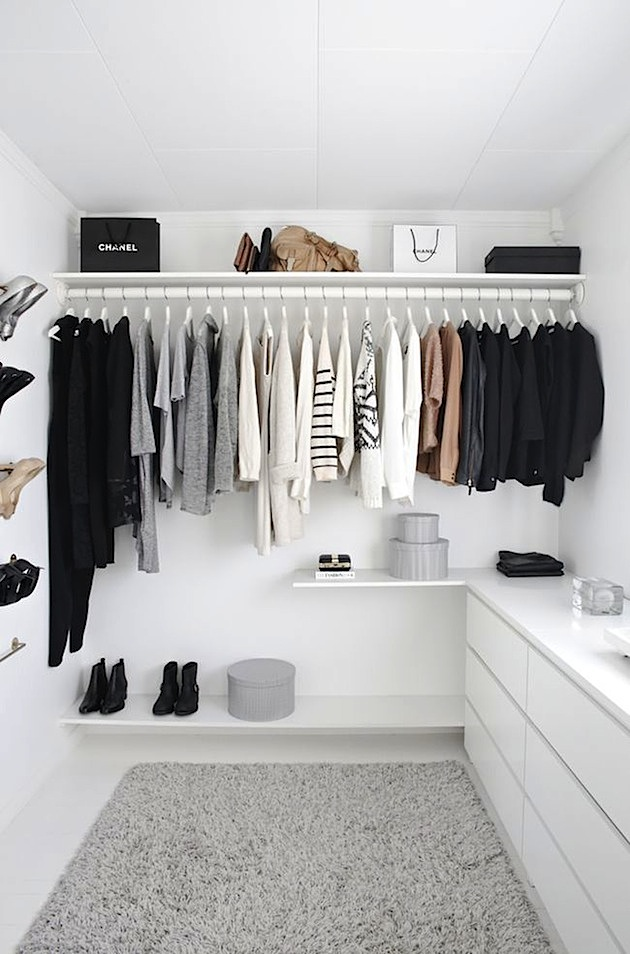 Closet | Photo by Stylizimo
