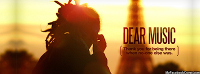 Dear Music Facebook Timeline Covers