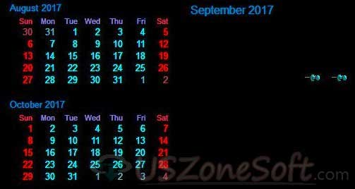 Desktop Calendar Windows 7 : Active desktop calendar free download for windows