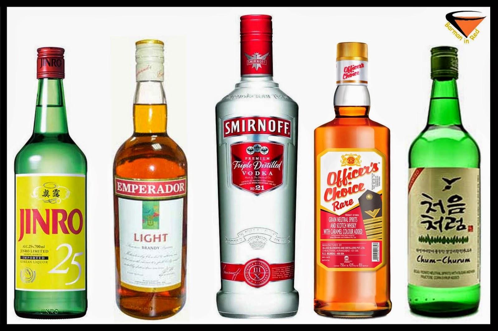 10 marcas de bebidas mas vendidas
