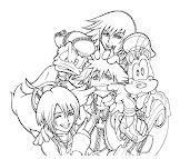 #4 Riku Coloring Page