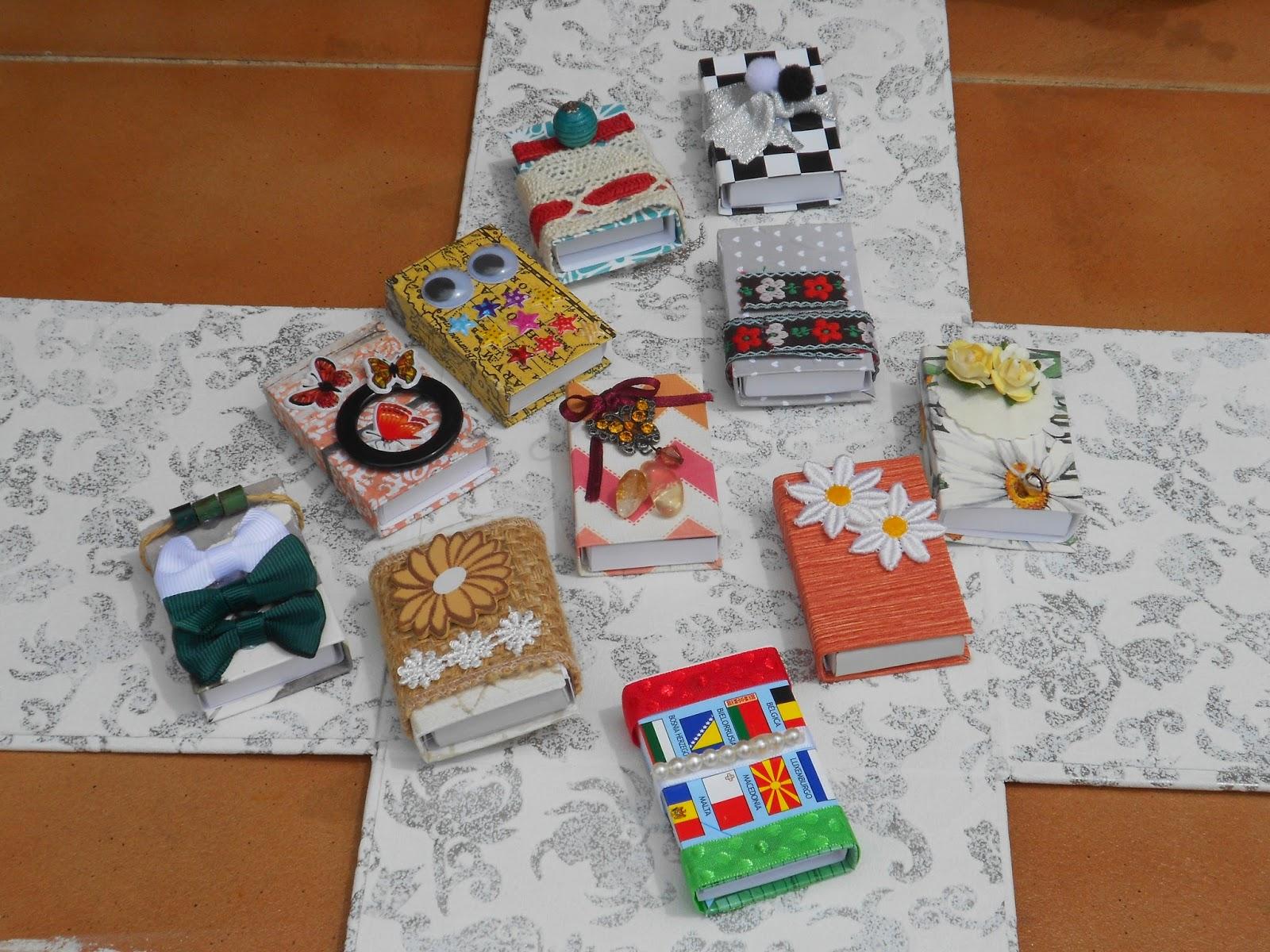 Manualidades andariveles otras cosas - Manualidades cajas decoradas ...