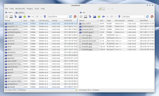 spacefm file manager