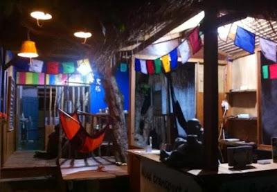 ruang santai coconut karimunjawa