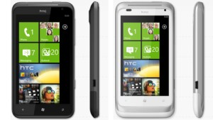 HTC Titan, HTC Radar Windows Phone Mango announced